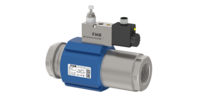 2/2 Way coaxial Externally Controlled Valves FMX-Serie