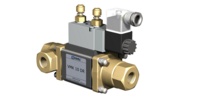 3/2 Way coaxial Externally Controlled Valves