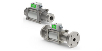 2/2 Way coaxial Direct Acting Valves co-ax green line